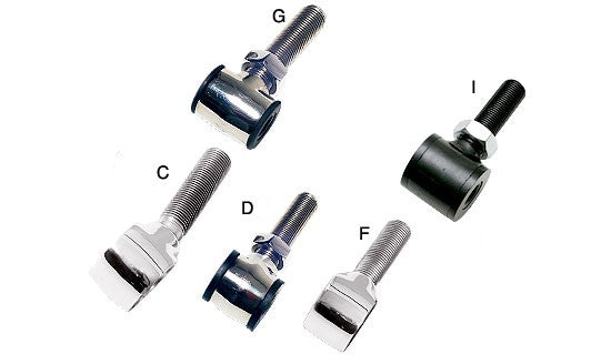 Adjustable Rod Ends