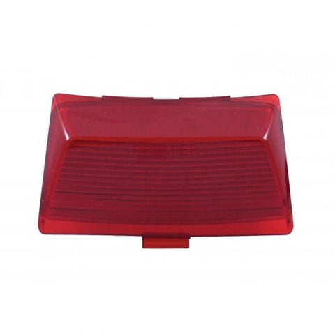 LED Harley Fender Tip Light Red