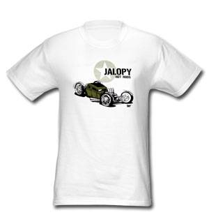 Jalopy Rods T-Shirt