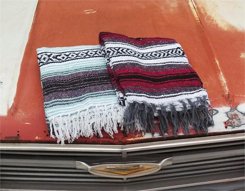 Heavy Mexican Blanket