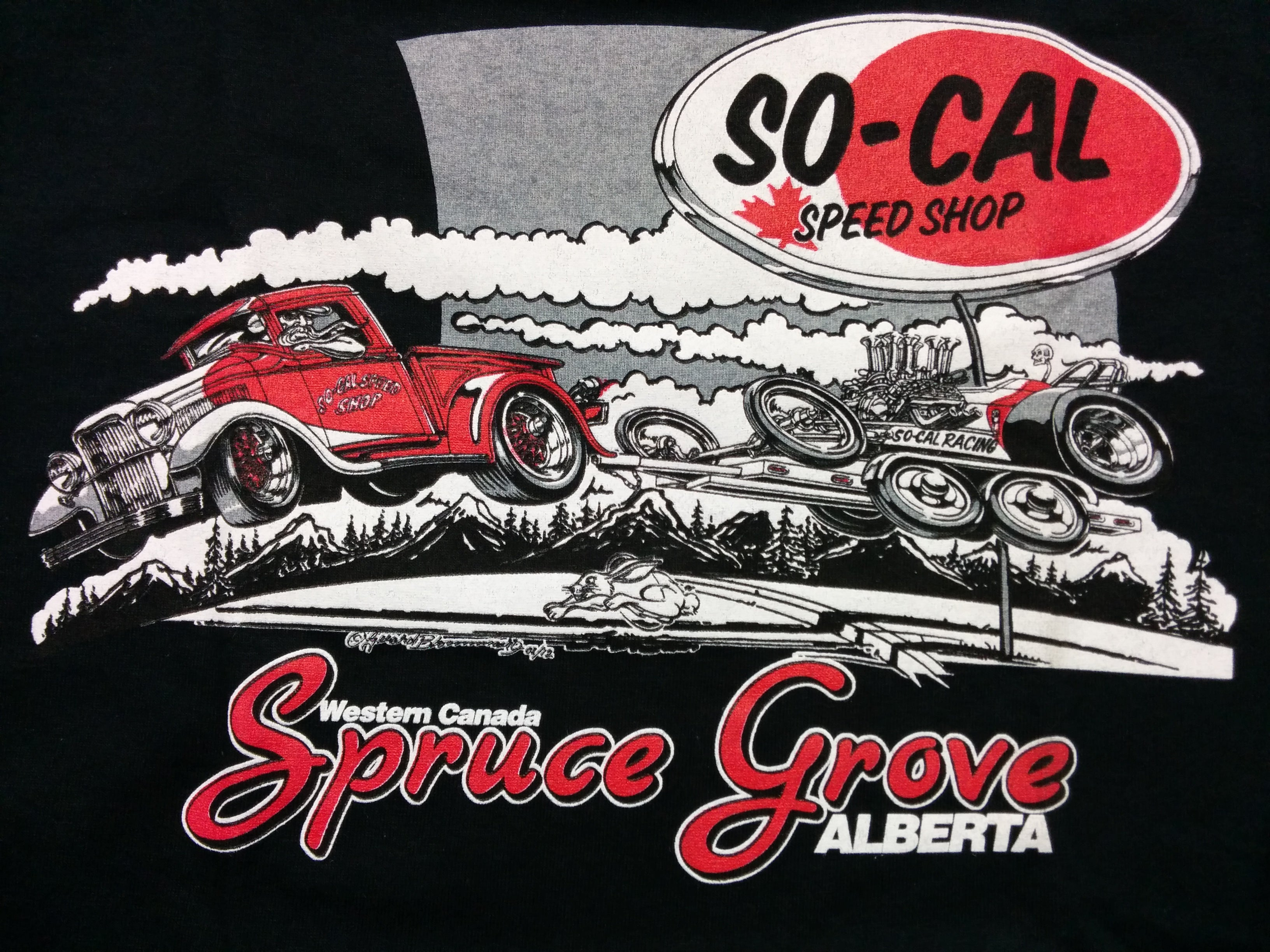 Spruce Grove So-Cal T-Shirt