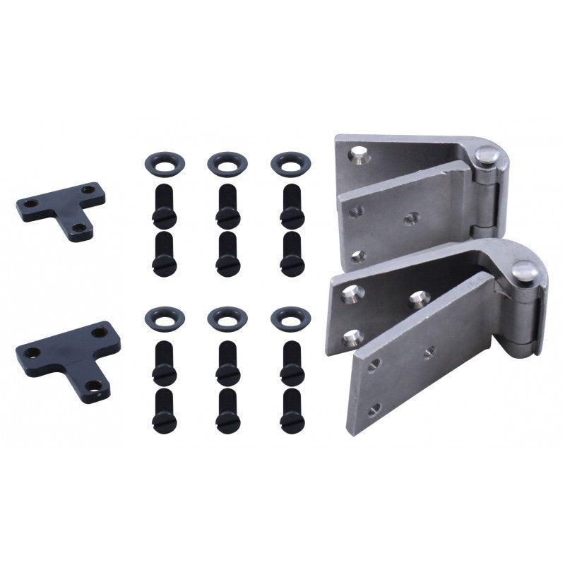 Right Door Hinge Set for the 1932 Ford Closed Car