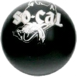 SO-CAL Wolf Logo Shift Knob