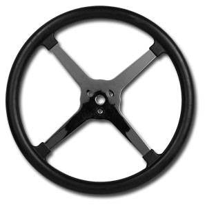 Classic Sprint Car-Style Steering Wheel