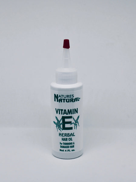 Vitamin E Herbal Hair Oil