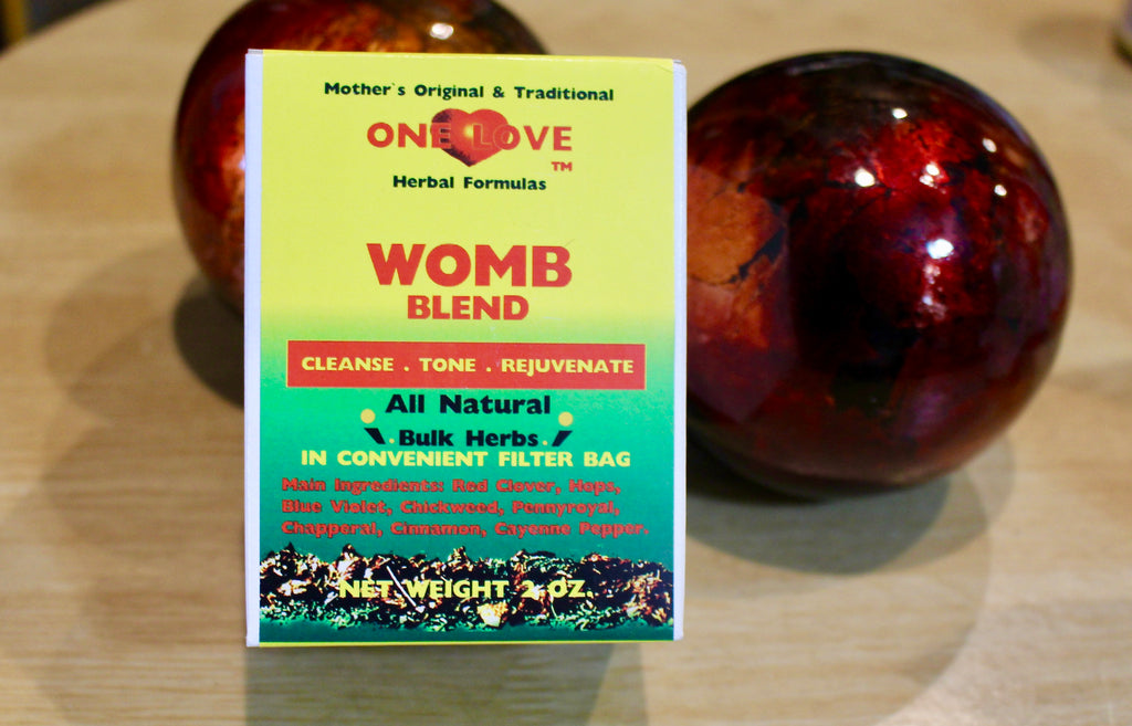 Remarkable Womb Cleansing Tea – N A M A S K A R / Bob Law's