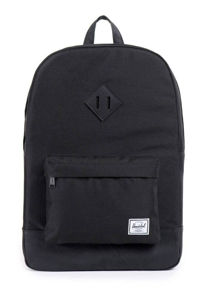 Herschel Supply Co. Heritage Backpack - Black/Black