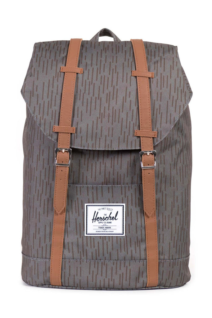Herschel Supply Co. Retreat Backpack - Rain Drop Camo/Tan