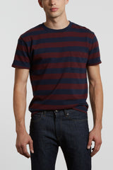 Levi's Made and Crafted Classic Tee Jacquard  stripe