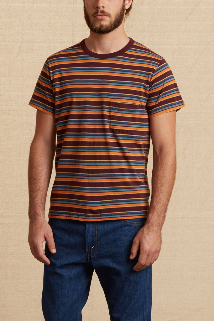 5fa29307 Levi's Vintage Clothing 1960s Striped Tee – elevensouls