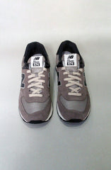 New Balance ML574 VGN - Grey/Navy