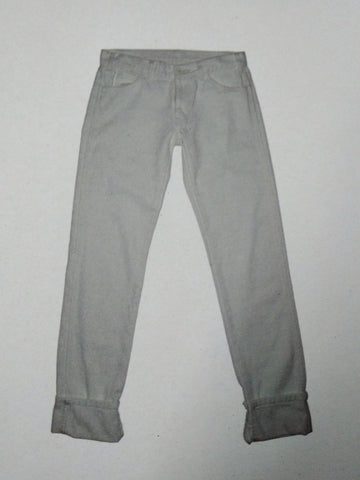 Levi's Vintage Clothing 1964 Slim Fits Womens Jeans - White