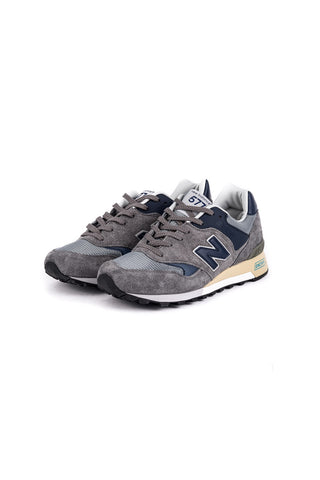 New Balance M577 ANG - Made in England '25th Anniversary' - Grey/Navy