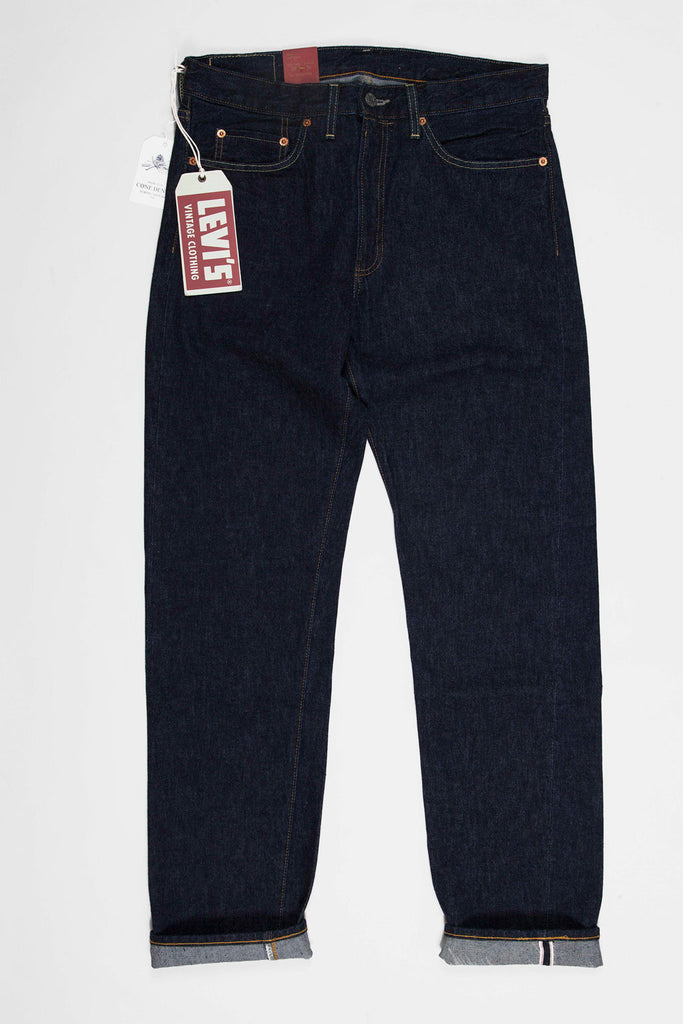 Levi's Vintage Clothing 1954 501Z Jeans New Rinse