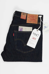 Levi's Vintage Clothing 1947 501 Jeans - Rough Rinse