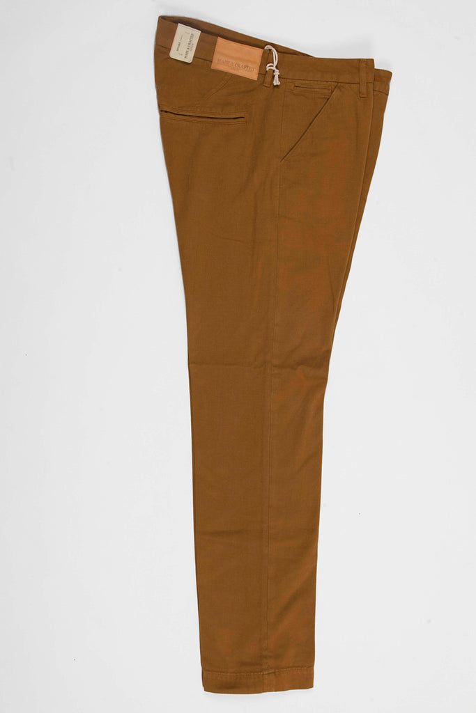 Levi's Made and Crafted Spoke Chino - Bronze Brown