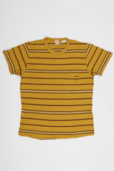 Levi's Vintage Clothing 1960s Striped Tee – Mustard