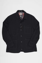 Universal Works Baker Jacket Navy Twill