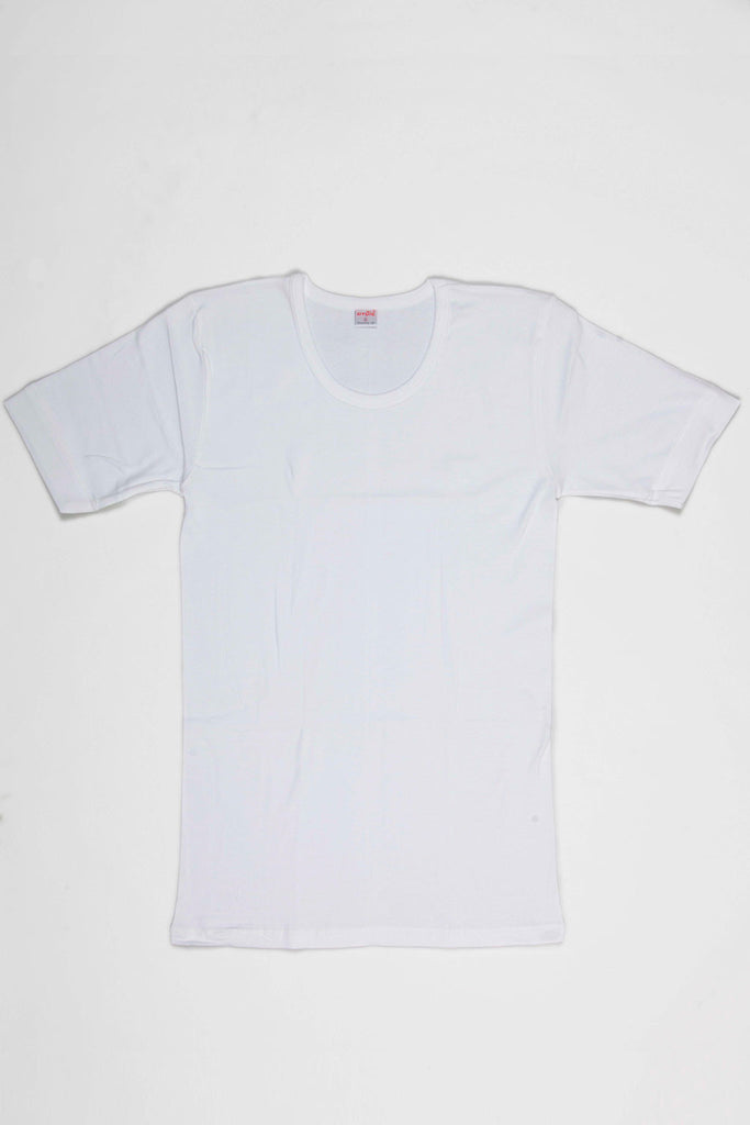 Atthis Short Sleeves Shirt Open Neck