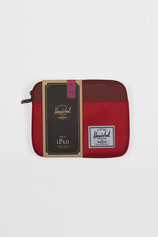 Herschel Supply Co. Anchor iPad Sleeve - Red