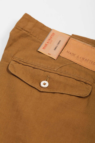 Levi's Made and Crafted Drill Chino – Brown