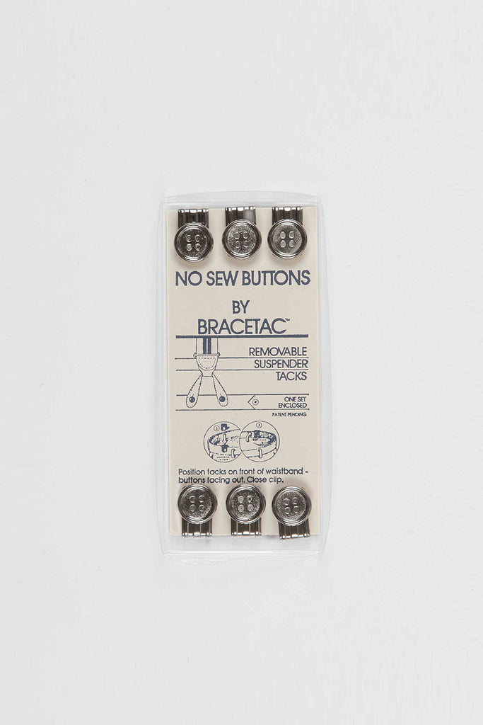 Removable Braces Buttons
