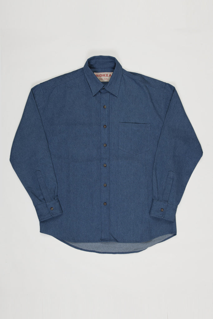 Mohxa EVERYDAY SHIRT - The Jean Shirt