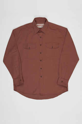 Mohxa EVERYDAY SHIRT - The Capardine Shirt