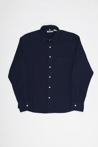Levi's Made and Crafted Classic Shirt - Pure Indigo