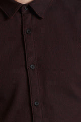 Levi's Made and Crafted Standard Shirt - Tawny Port