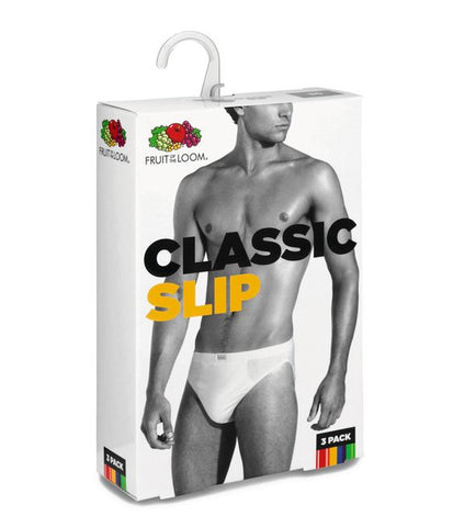 Fruit of the Loom Classic Slip 3 Pack