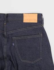 Levi's Made and Crafted Shuttle Taper Jean - Selvedge Rigid