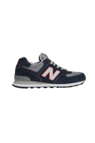 New Balance ML574 VEC - Navy/Red