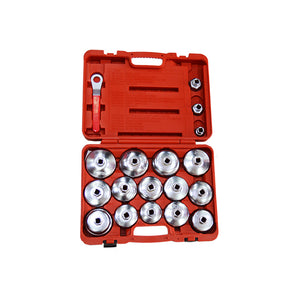 18PCS Oil Filter Wrench Set JTC-4572