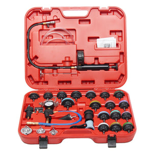 27PCS Radiator Pressure Tester (Multi-Function) JTC-4842A