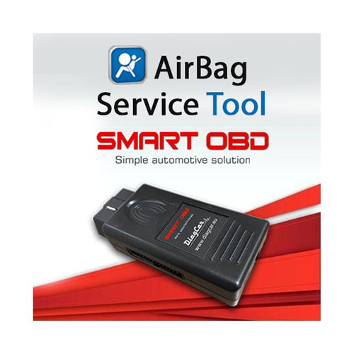 Airbag Service Tool with Smart OBD CAN Tool