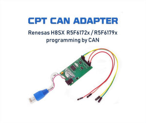 CPT CAN ADAPTER – Renesas H8SX