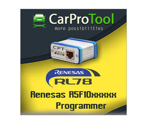 Renesas RL78 Activation