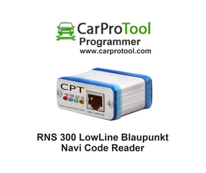 RNS300 Low Line Code Reader Activation
