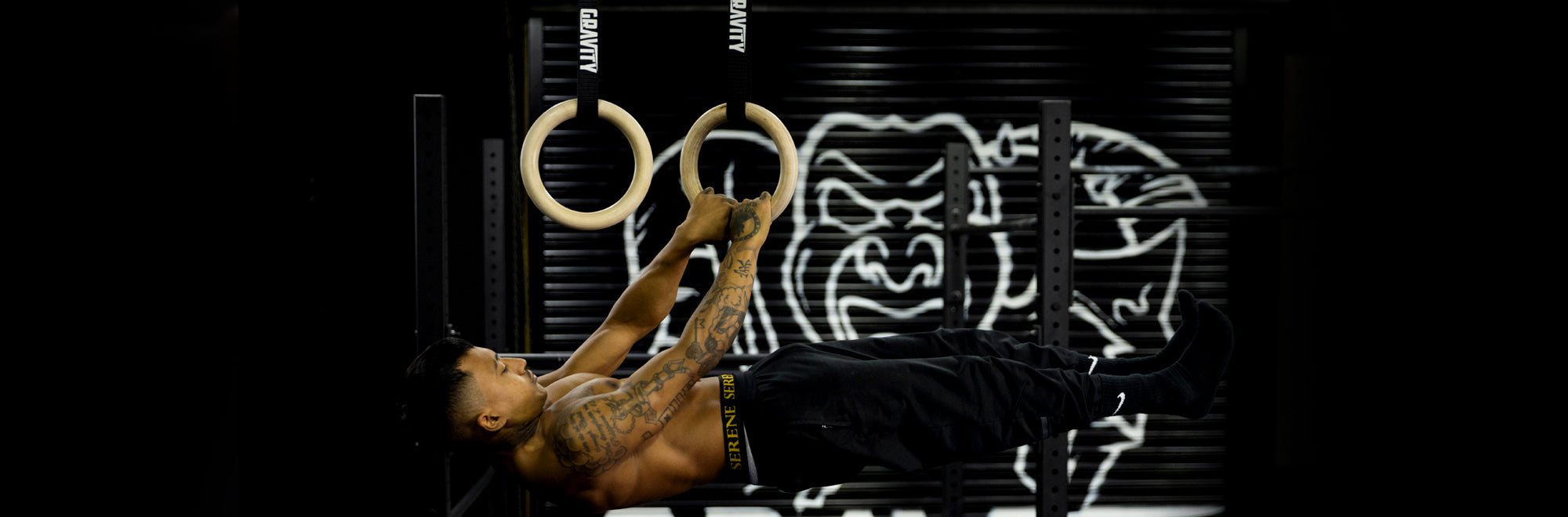 Advanced Calisthenics Training With Gymnastics Rings