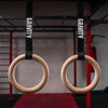 Gravity Fitness Wooden Gymnastic Rings