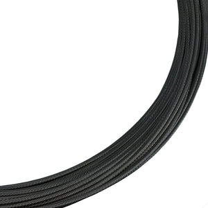 "Black Cable Bundle - 1/8"" - Keuka Cable"