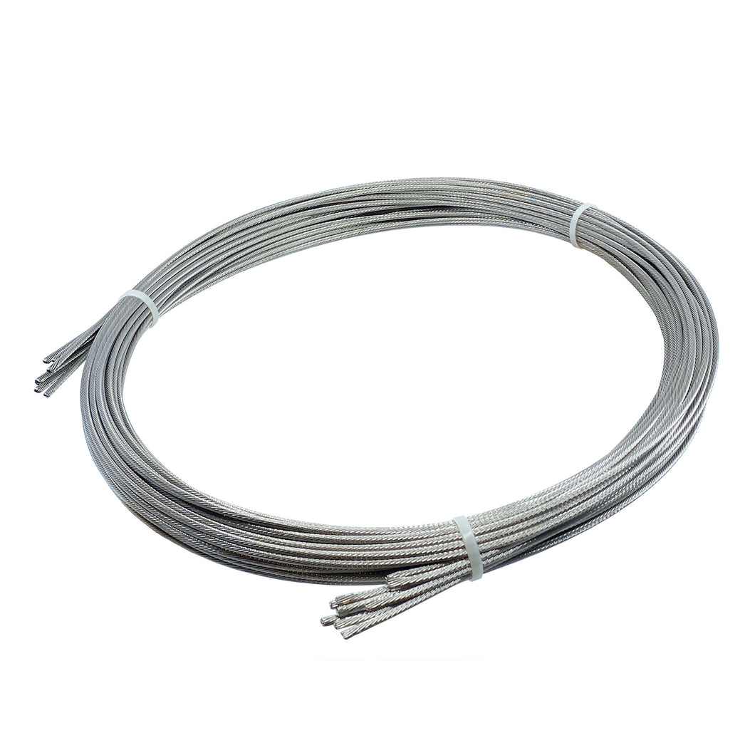 Stainless Cable Bundle - 1/8