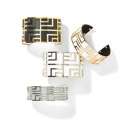 Reversible Cuff Bracelet - Bella Bea Boutique