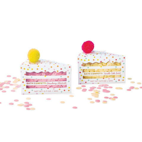 Birthday Cake Bath Confetti - Bella Bea Boutique
