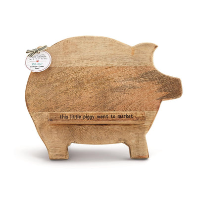 Pig Cookbook and Tablet Stand - Bella Bea Boutique