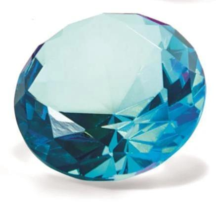 Diamond in a Rough Paperweight - Bella Bea Boutique