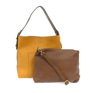 Classic Hobo Handbag - Bella Bea Boutique