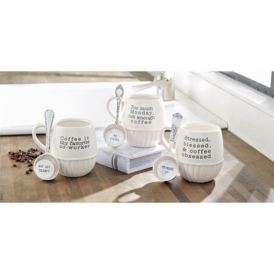 mud pie circa coffee mug gift set