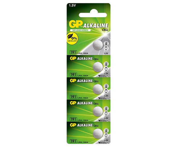 GP Alkaline Cell Battery - 191F